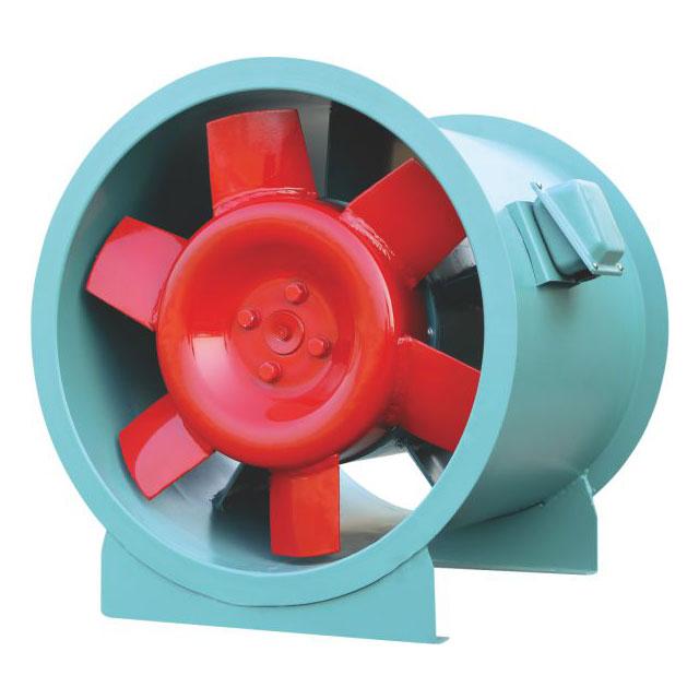 HF系列高压轴流风机