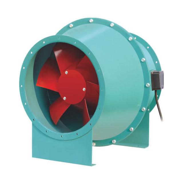 SJG型斜流式管道风机
