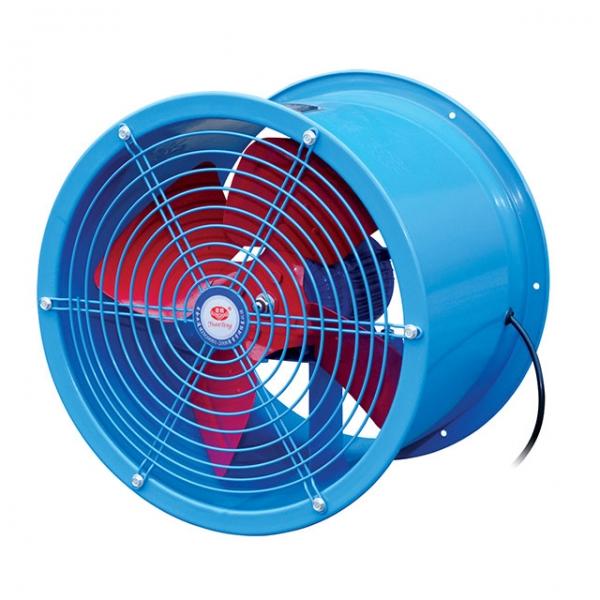新型轴流通风机