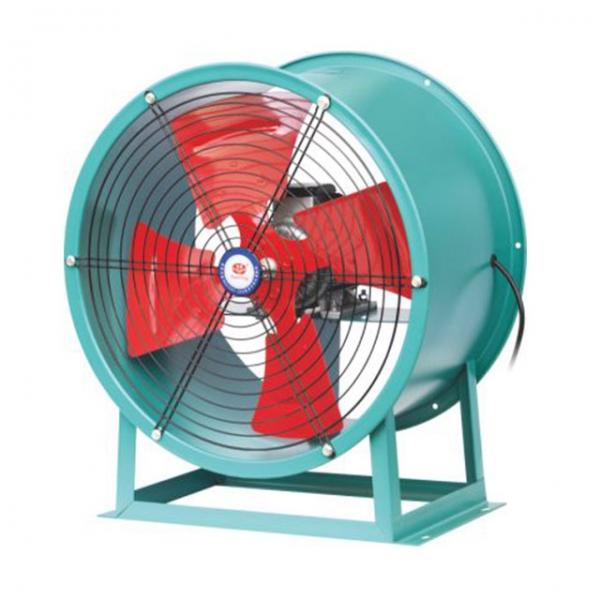 SF型低噪声轴流通风机